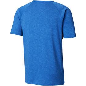 Columbia Silver Ridge II Lyhythihainen T-paita Pojat, super blue heather